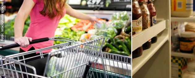 Homecoaching Wir gehen mit Ihnen die richtigen und gesunden Produkte einkaufen