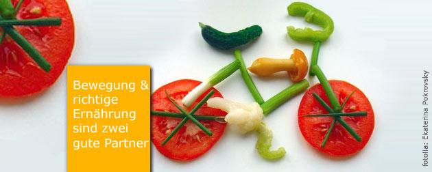 Kooperationspartner von der Neuen Essklasse: Bewegung und richtige Ernährung gehören zusammen!